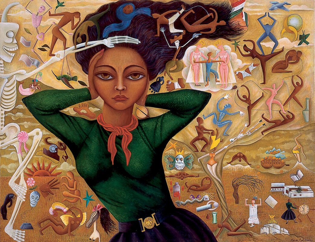 In Wonderland: Mujeres surrealistas