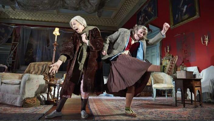 Lo mejor del teatro británico en el Lunario