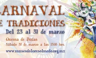 Vive el Carnaval de Tradiciones en el Museo Dolores Olmedo