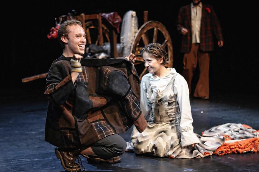 Una obra de García Lorca para niños, en el Teatro La Capilla