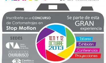 Llega el primer festival de animación Stop Motion. ¡Participa!