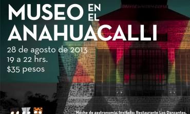 ¿Quieres conocer un lugar diferente? Lánzate al Anahuacalli en su Noche de Museos.