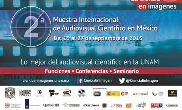 La ciencia también se ve, en la 2ª Muestra Internacional de Audiovisual Científico