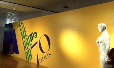 El espíritu emancipador del arte en la exposición de los 70 años de La Esmeralda
