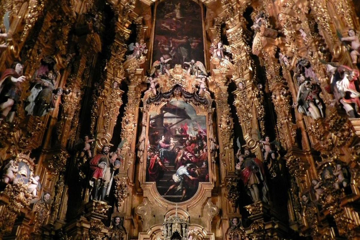 Apología del retablo (barroco), por @jicito