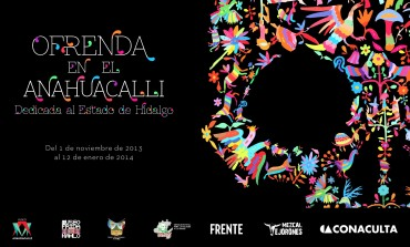 Xantolo y tenangos para Diego Rivera, en el Anahuacalli