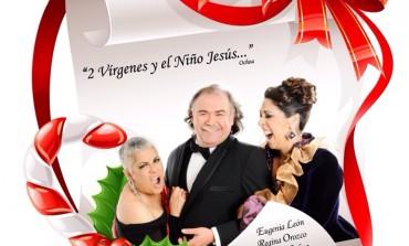 Jesús Ochoa, Regina Orozco y Eugenia León le cantan a la Navidad
