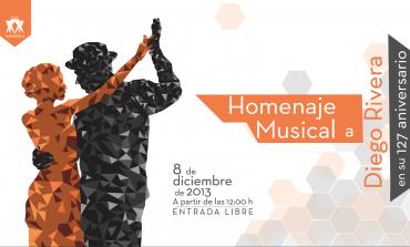 Celebra con danzones a Diego Rivera en el Anahuacalli