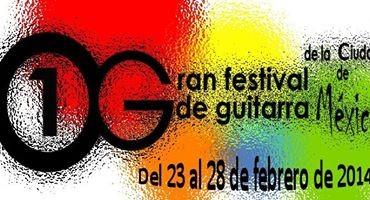 Dedican festival al instrumento más polifacético en la música: la guitarra