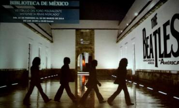 Celebra medio siglo de The Beatles en América, en la Biblioteca de México