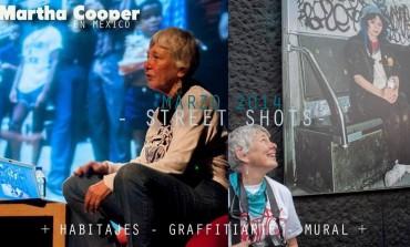 Getting the shot: Martha Cooper, 46 años de trayectoria en las calles