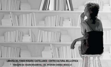 #LunesdeLibros Conoce nuevas propuestas editoriales en la 5 Feria del Libro Independiente, hasta mayo 28