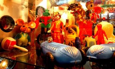#DomingodeMuseos El Museo del Juguete: un baúl o, mejor dicho, un museo de recuerdos