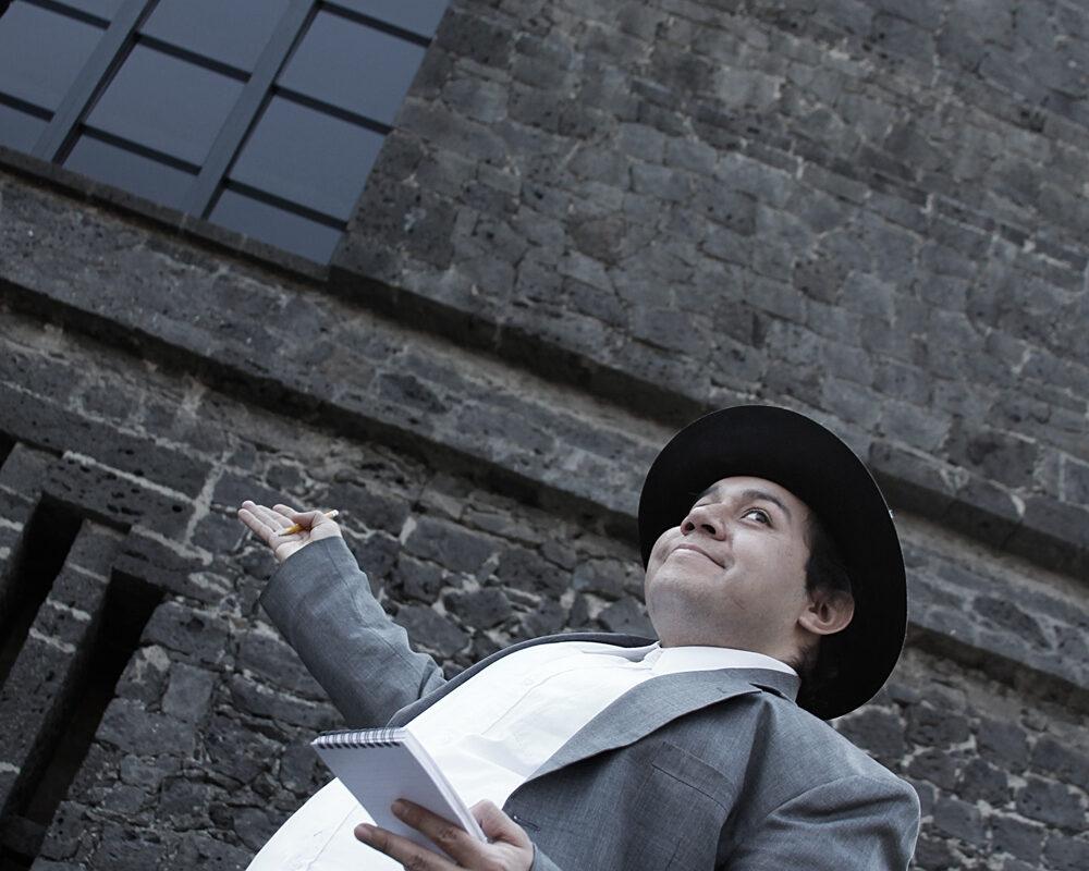 Conoce el Anahuacalli de la mano de Diego Rivera, en su nuevo espectáculo teatral