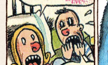 #LunesDeLibros Liniers y su explosión de creatividad en Macanudo 4