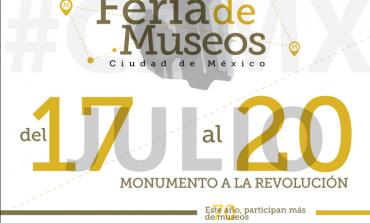 ¿Cuántos museos conoces en la Ciudad de México? Descúbrelo en la Feria de Museos