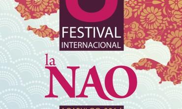 La Nao va cargada de música, teatro, danza, cine y exposiciones a Acapulco