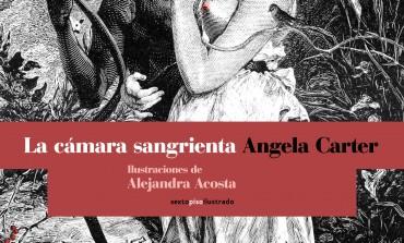 #LunesdeLibros La cámara sangrienta, cuentos clásicos llenos de sensualidad
