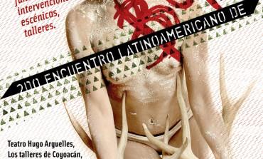 Japón y Latinoamérica festejan la danza butoh en México