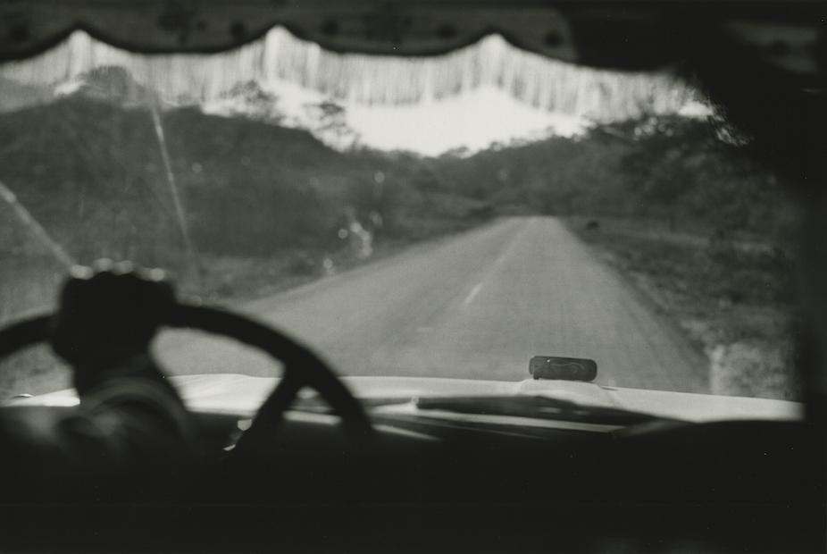 Bernard Plossu: Los viajes en México y su fotografía al aire libre