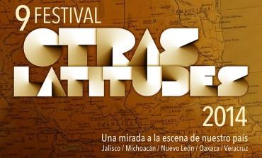 Las producciones teatrales de los estados llegan a la Ciudad de México, en el 9 Festival Otras Latitudes