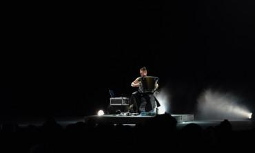 La Alhóndiga vibra con los ritmos del acordeón de Kimmo Pohjonen, en el @Cervantino