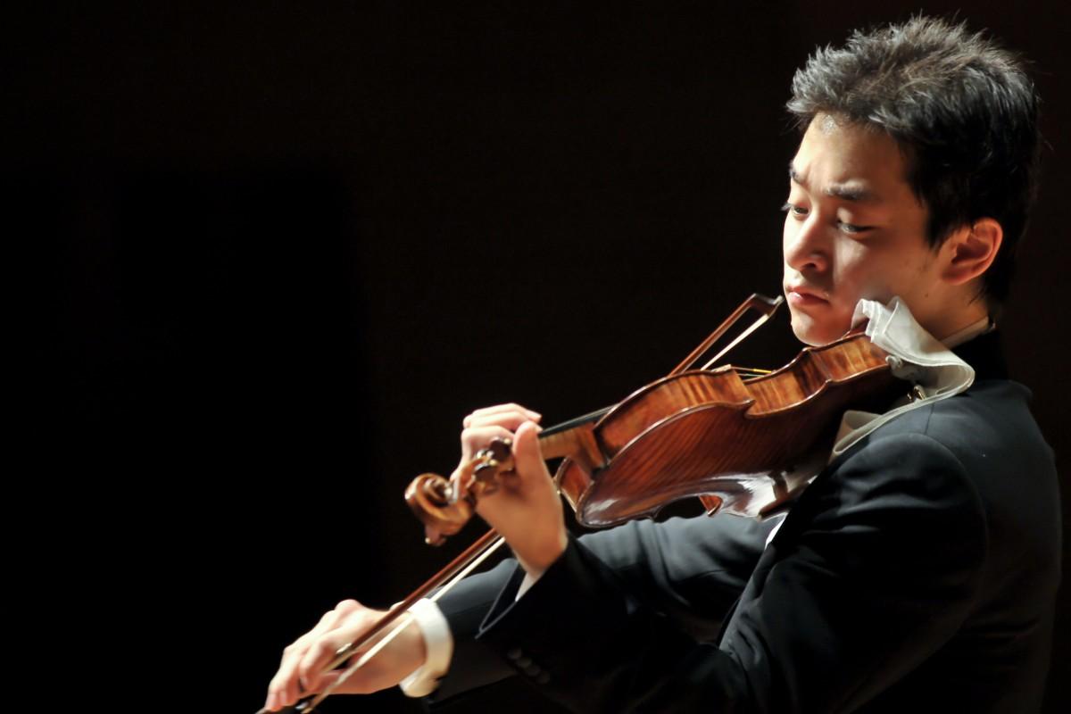 ¡Un prodigio en el Cervantino! El violinista Ryu Goto asombrará con sus interpretaciones