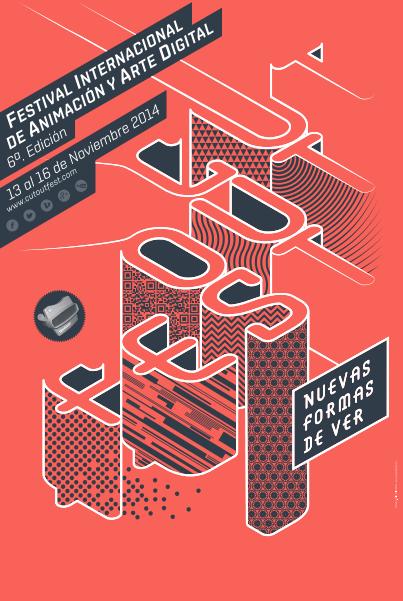 Si lo tuyo es la animación y el arte digital, te espera el CutOut Fest