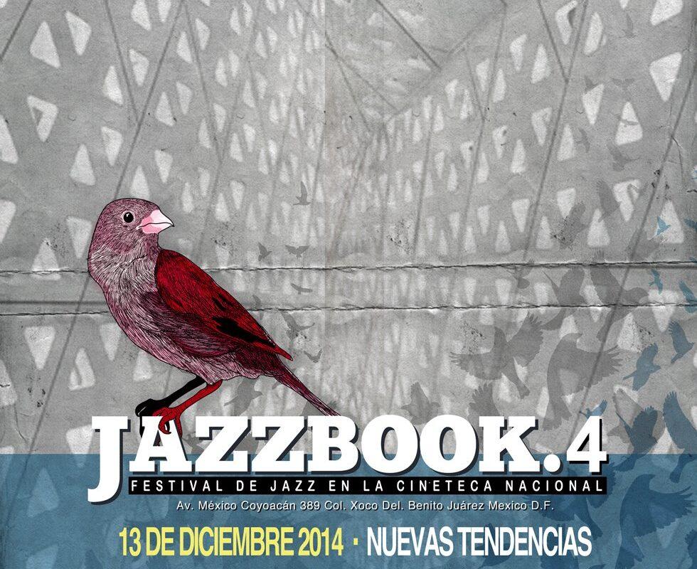 ¿Listos para el Jazzbook.4? Ya llega a la Cineteca Nacional