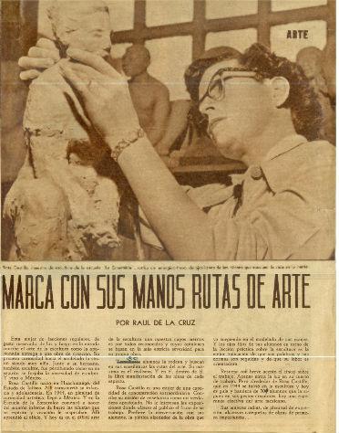 Redescubre la obra de dos grandes de la escultura: Rosa y Fidencio Castillo