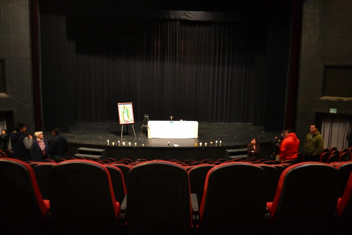 ¿Buscas un amante? El teatro es uno de los mejores