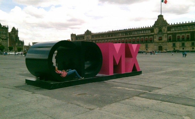 ¿Lo puedes creer? La Ciudad de México, una de las más inspiradoras del mundo.