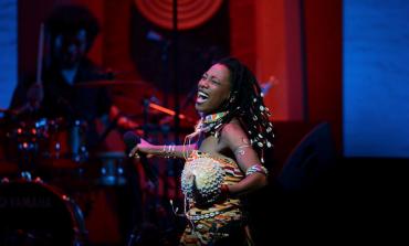 Fatoumata Diawara, una voz de libertad. Hoy, segundo concierto en el @FestivalMexico