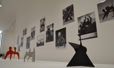 Let's dance with the art of Alexander Calder in Museo Jumex