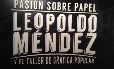 El Museo del Estanquillo revela la pasión sobre papel de Leopoldo Méndez