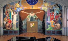 ¡Conoce la cuna del muralismo en el Antiguo Colegio de San Ildefonso!
