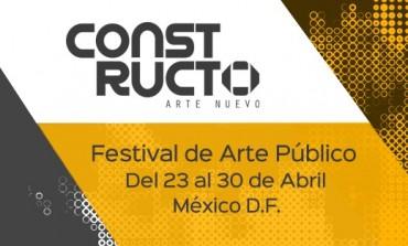 El arte nuevo toma las calles, en el Festival Constructo