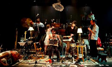 ¡Música para ver! La Orquesta de Hombres Orquesta te sorprenderá hoy y mañana en el @FestivalMexico
