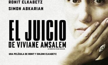 ¿Cuánta libertad debe entregarse para ser libre? El juicio de Viviane Amsalem, en la #58Muestra de @cinetecamexico
