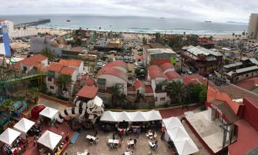Mar, playa y arte en Rosarito Art Fest
