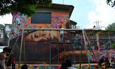 El arte para cambiar el entorno en CICLO, un proyecto social en la Magdalena Contreras
