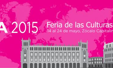 ¡Todo el mundo cabe en el Zócalo de la #CDMX! Ya viene la Feria de @CulturasAmigas