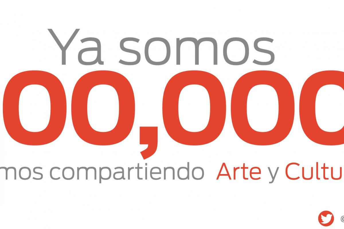 ¡200 mil gracias!