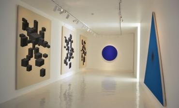 Elementos fascinantemente suspendidos, en la obra de Oliver Marsden que presenta @galeriagalguera