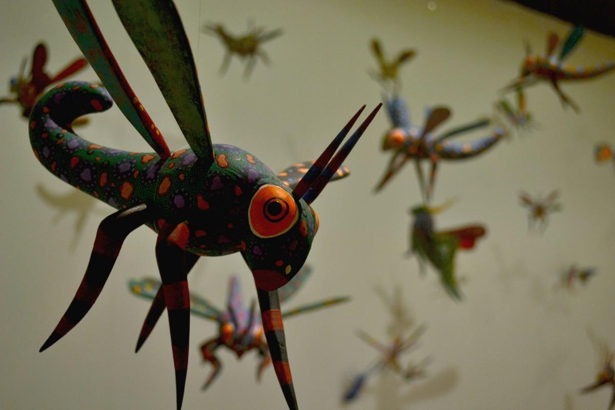 ¡Un zoológico en el @MAP_Mexico! Descubre la influencia de los animales en el arte popular