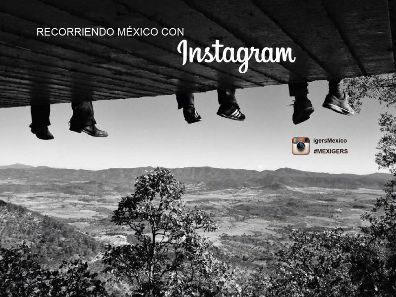 ¡Instagramers de #CDMX! Apunten y disparen sus cámaras en el #InstaTourMx de @igersmexico