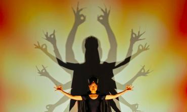 Asómbrate con el teatro japonés de Gekidan Kageboushi. ¡Hoy y mañana en @TeatrosCDMX!