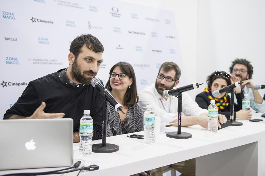 Conoce más sobre colecciones y fotografía en las conferencias de @zonamaco