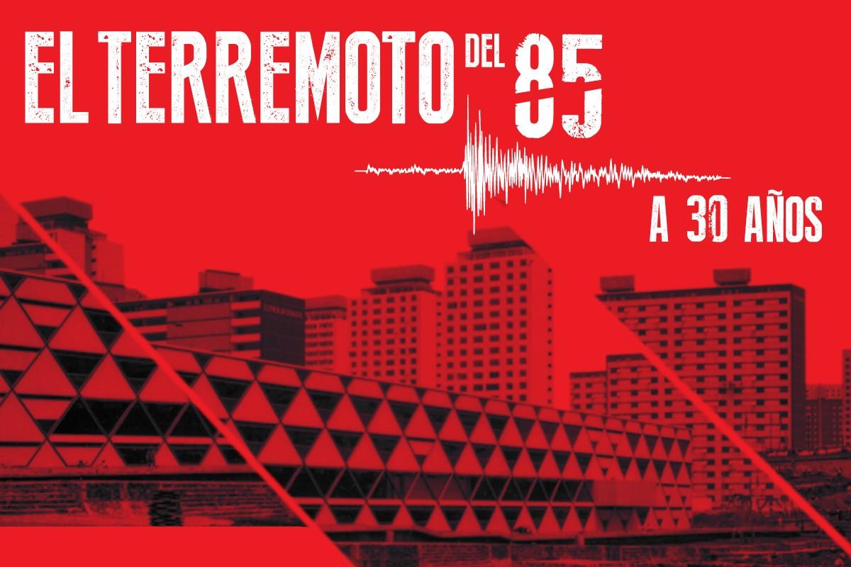 El desastre transformado en arte: la memoria del terremoto de 1985 en un gran homenaje