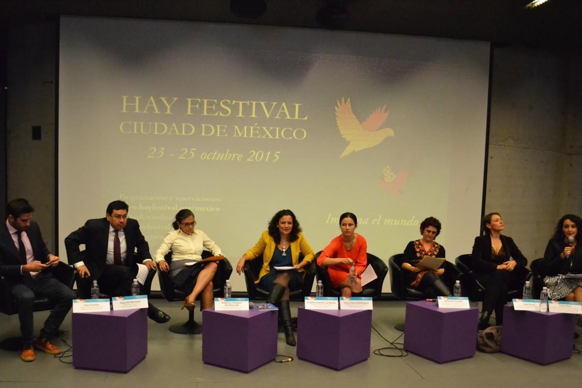 La CDMX recibe al Hay Festival